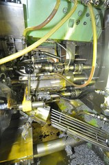 Schutte SF51 multi spindle automatic lathe
